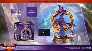 Yu-Gi-Oh! – Dark Magician (Exclusive Purple Edition)
