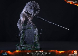 The Great Grey Wolf, Sif (Exclusive)
