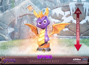 Spyro™ the Dragon – Spyro™ Grand-Scale Bust (Standard Edition)