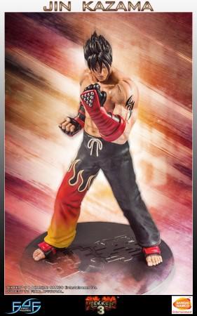 Jin Kazama - TEKKEN 3 (Regular)