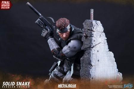 Solid Snake (Regular)