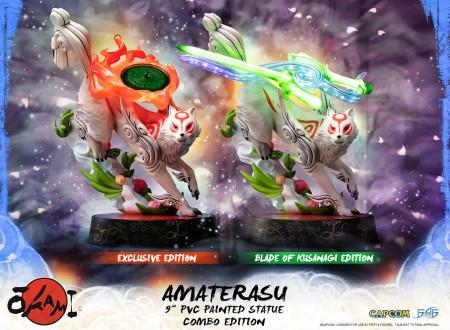 Ōkami – Amaterasu Combo Edition