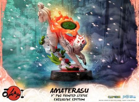Ōkami – Amaterasu Exclusive Edition