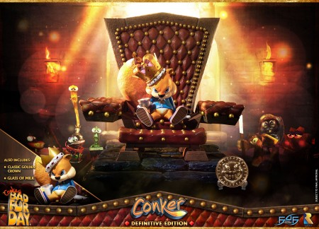 Conker: Conker's Bad Fur Day – Conker Definitive Edition