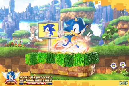 Sonic The Hedgehog 25th Anniversary (Exclusive)