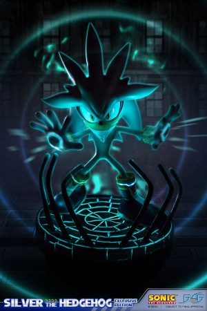 Silver the Hedgehog (Exclusive)
