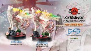 Okami – Shiranui PVC Statue Launch