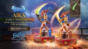 Skies of Arcadia – Aika Statue Pre-Order FAQs
