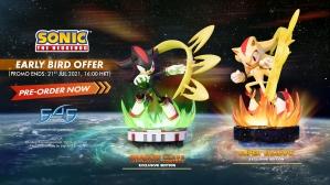Sonic The Hedgehog – Super Shadow Statue Pre-Order FAQs