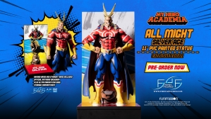 My Hero Academia – All Might: Silver Age PVC Action Figure Launch