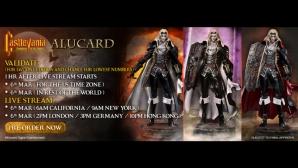 Alucard Pre-Order FAQs