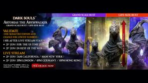 Artorias the Abysswalker Bust Pre-Order FAQs