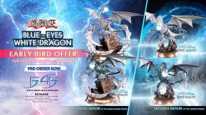 Yu-Gi-Oh! – Blue-Eyes White Dragon PVC Statue Pre-Order FAQs
