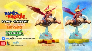 Banjo-Kazooie™ Last Chance and Giveaway