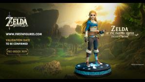 The Legend of Zelda: Breath of the Wild – Zelda Statue Pre-Order FAQs