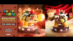 Bowser Statue Pre-Order FAQs