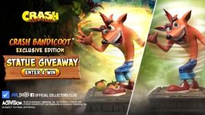 Crash Bandicoot™ Launch & Giveaway