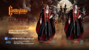 Dracula Statue Launch & Giveaway