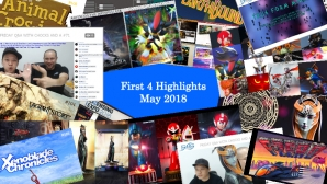 First 4 Highlights – May 2018 Issue