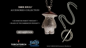 F4F x TORCH TORCH: Blade of the Darkmoon and Mushroom Parent Pendants