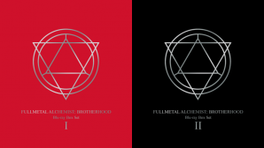 Fullmetal Alchemist Brotherhood Blu-Ray Box Set Giveaway