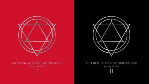 Fullmetal Alchemist Brotherhood Blu-Ray Box Set Giveaway