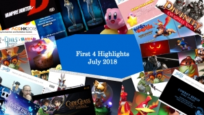 First 4 Highlights – July 2018 Issue