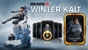 Winter Kait Statue Bundle for Gears 5 on Xbox