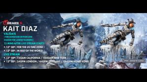Kait Diaz Pre-Order FAQs