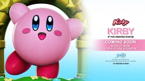 A First Look at the Kirby – Kirby PVC Statue