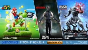 Last Chance – Mario and Yoshi, Psycho Mantis, and Alphonse Elric