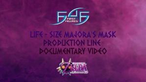 Majora's Mask Production Video