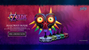 The Legend of Zelda™: Majora's Mask – Majora's Mask PVC Statue Pre-Order FAQs