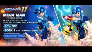 Mega Man Statue Pre-Order FAQs