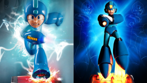Mega Man Collectibles – Running Megaman (Regular) and X Reopening