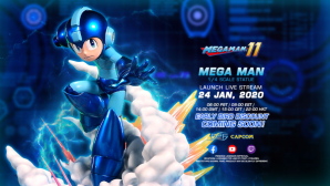 Mega Man Statue Coming Soon