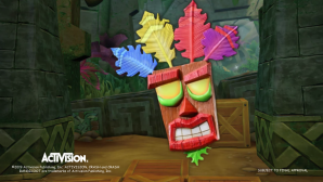 Mini Aku Aku Mask Launch Date Announced