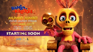 Banjo-Kazooie™ – Mumbo Jumbo Statue Giveaway