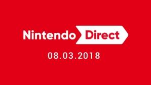 Nintendo Direct: 08.03.2018