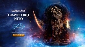 Dark Souls™ – Gravelord Nito Statue Launch
