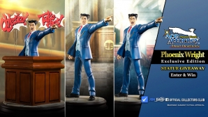 Phoenix Wright Launch & Giveaway