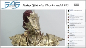 Recap: Friday Q&A with Chocks and A #53 (January 12, 2018)