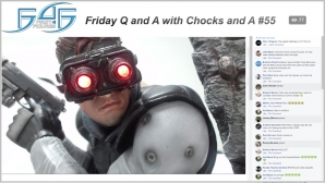Recap: Friday Q&A with Chocks and A #55 (January 26, 2018)