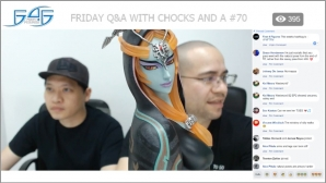Recap: Friday Q&A with Chocks and A #70 (May 11, 2018)