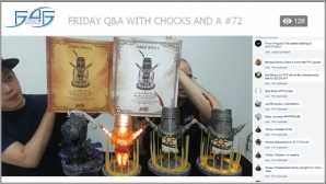 Recap: Friday Q&A with Chocks and A #72 (June 1, 2018)