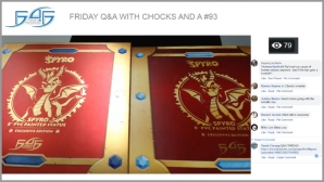 Recap: Friday Q&A with Chocks and A #93 (9 November 2018)
