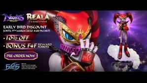 Reala Statue Pre-Order FAQs
