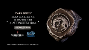 F4F x TORCH TORCH: Slumbering Dragoncrest Ring