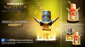 Solaire of Astora SD Launch & Giveaway