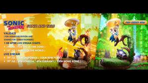 Sonic and Tails Pre-Order FAQs